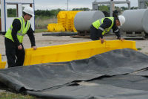 Ultratech Containment Wall Berm System