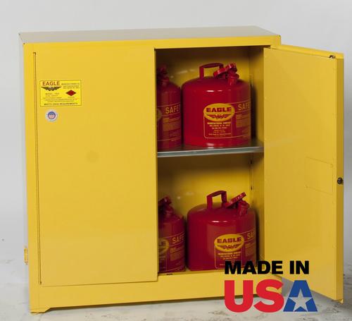 Eagle Flammable Liquid Storage Cabinet