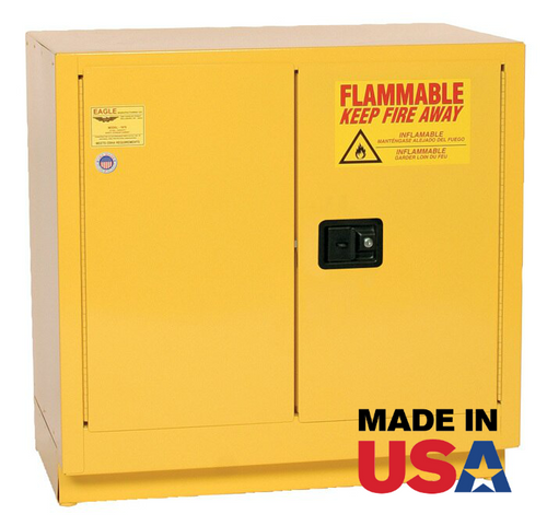 Eagle Under Counter Flammable Cabinet