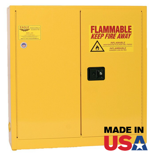 Wall Mount Flammable Cabinet