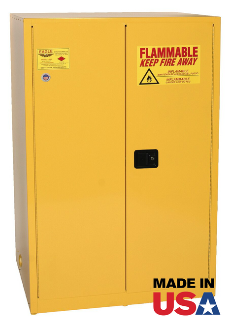 Eagle 90 Gallon Flammable Safety Cabinet