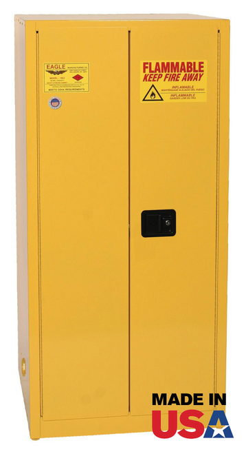 Eagle 60 Gallon Safety Storage Cabinet