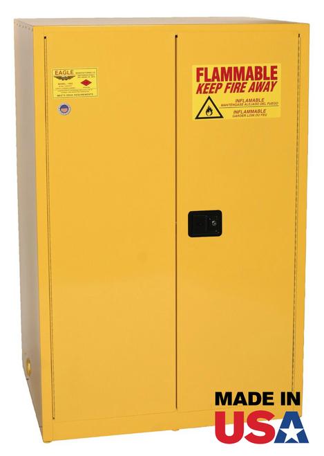 Eagle 90 Gallon Flammable Cabinet