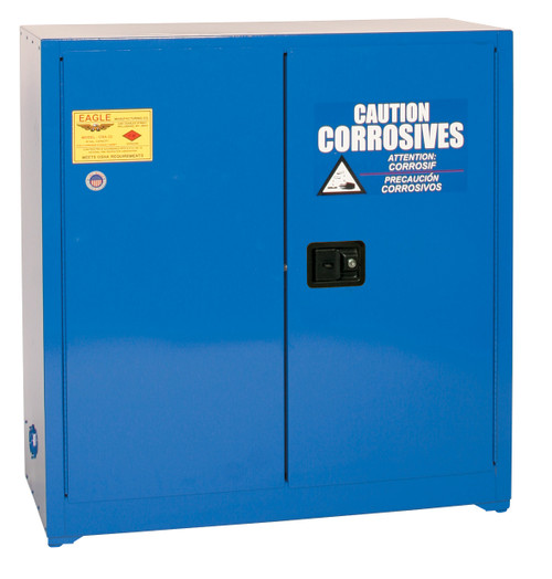 30 Gallon Acid Storage Cabinet