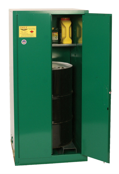 Eagle Drum Pesticide Safety Cabinet
