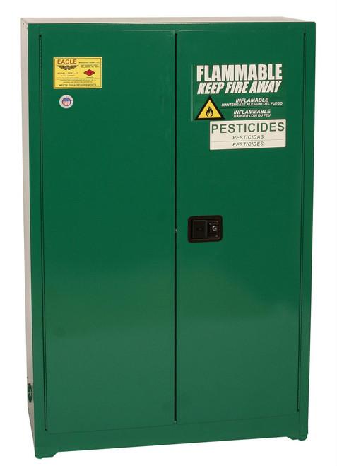 Eagle 45 Gallon Pesticide Cabinet