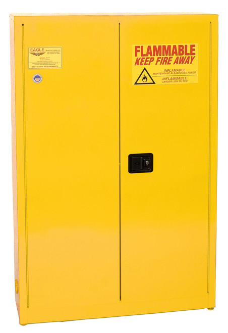 Eagle 30 Gallon Paint Storage Safety Cabinet