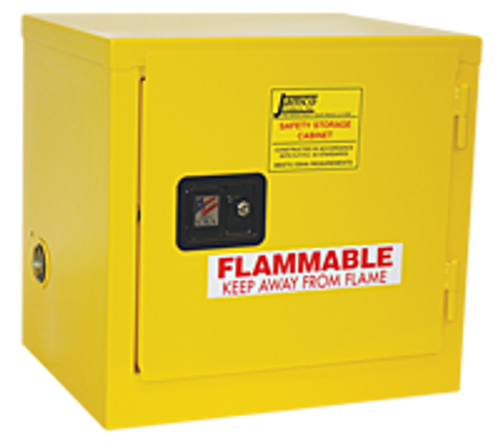 Jamco Flammable Slimline Cabinet - 6 Gallons - Self Close