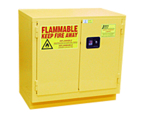 Jamco Flammable Safety Cabinet - 22 Gallon - Self Close