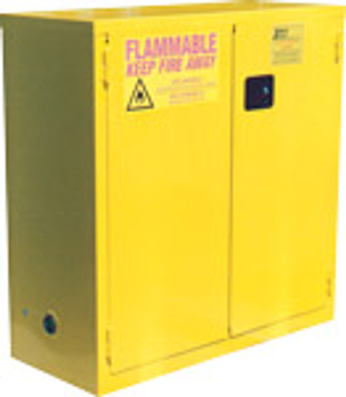 Jamco BM30YP - 30 Gallon - Safety Cabinet - Manual Close