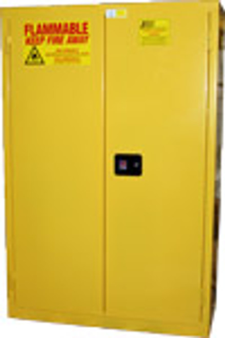 Jamco BS45YP - 45 Gallon - Flammable Cabinet - Self Close