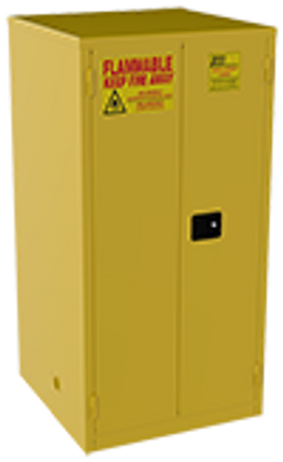 Flammable Safety Cabinet - Jamco - 60 Gallon Self Closing