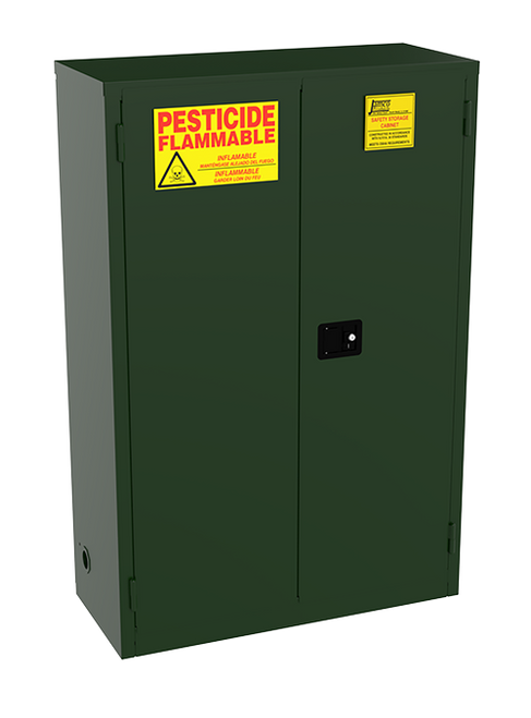 12 Gallon Pesticide Cabinet