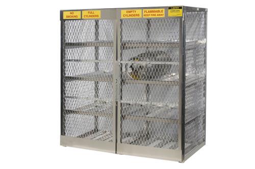 Gas Cylinder Lockers