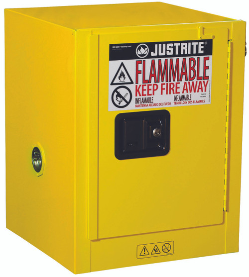 Justite 4 Gallon Flammable Cabinet