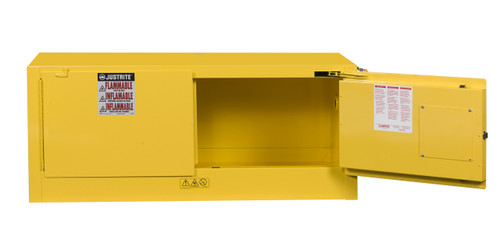 Justrite Flammable Storage Cabinet