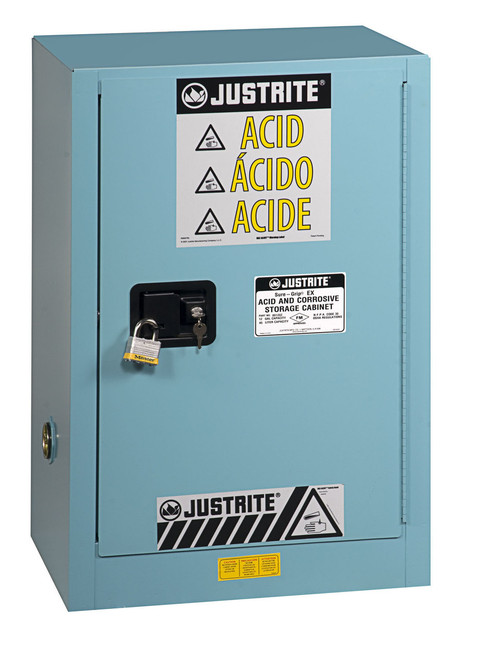 15 Gallon Corrosive Storage