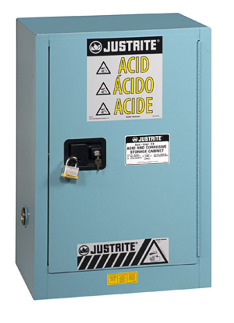 Justrite Acid Cabinet