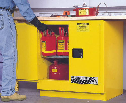 Under Counter Flammable Safety Cabinet