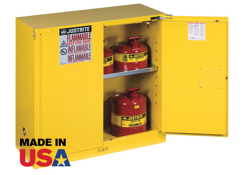 Justrite 30 Gallon Safety Cabinet