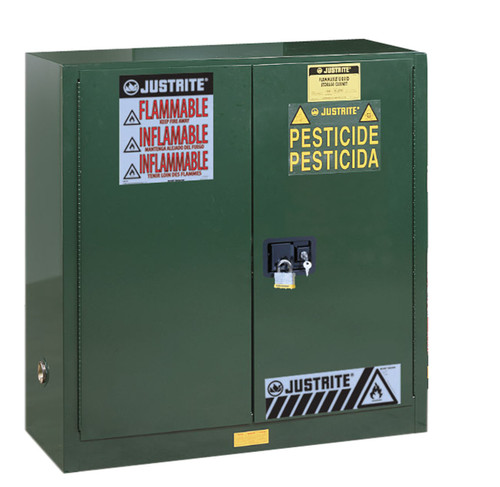 30 Gallon Pesticide Storage Cabinet