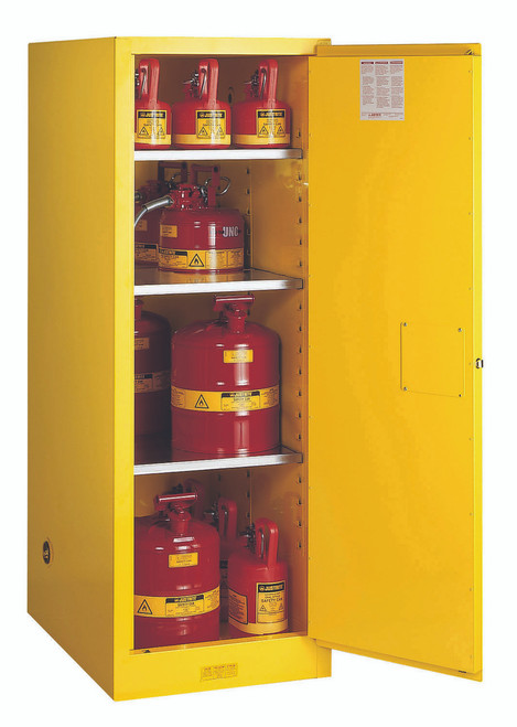 Flammable Slimline Safety Cabinet