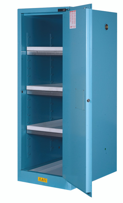 Open Corrosive Safety Cabinet