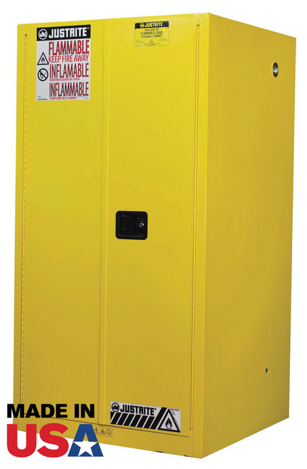 Buy Justrite 60 Gallon Flammable Safety Cabinet - 896000