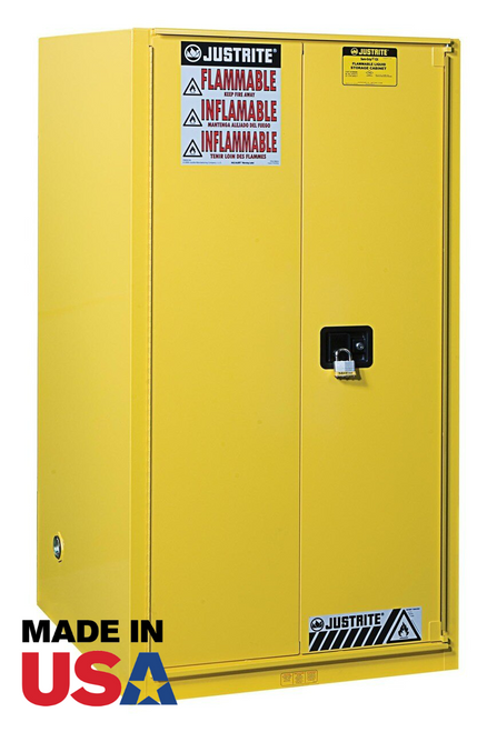 Justrite 60 Gallon Flammable Cabinet