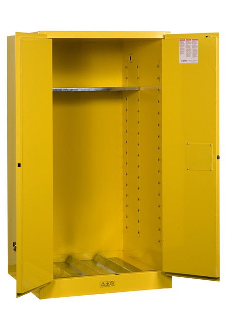 Justrite Flammable Drum Storage Cabinet