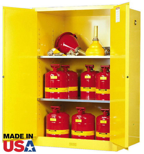 Justrite 90 Gallon Flammable Safety Cabinet