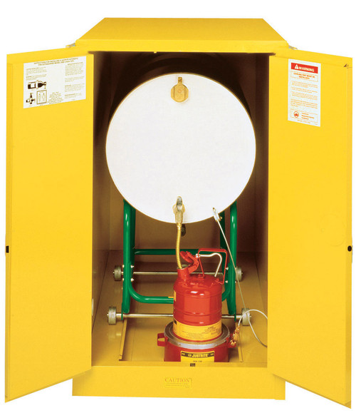 55 Gallon Flammable Drum Cabinet