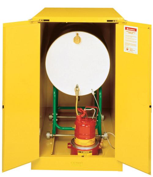 Flammable 55 Gallon Drum Storage Cabinet