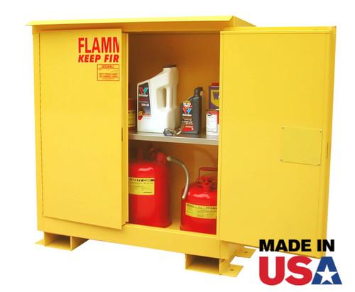 Securall 30 Gallon Weatherproof Cabinet