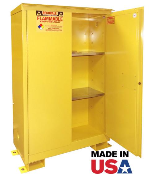 45 Gallon Outdoor Weatherproof Cabinet