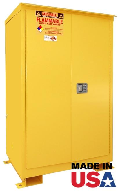 Outdoor Weatherproof Flammable Cabinet