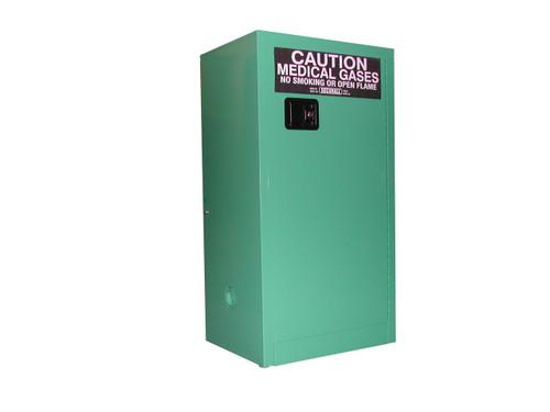 Secural Medical Oxygen Storage
