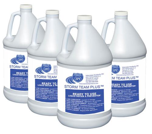 Storm Team Liquid Ice Melter - 4 Gallons