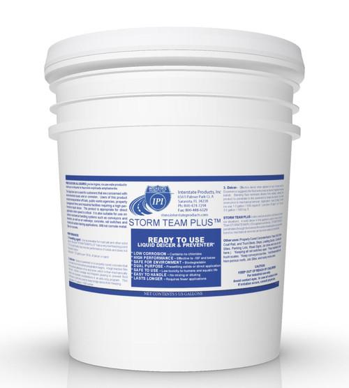 Storm Team Plus™ Liquid Ice Melt (5 gallon pail)