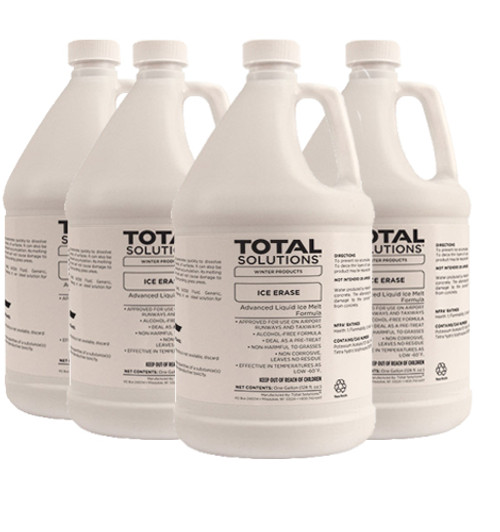 Airport Approved Liquid Ice Melt - 4 x 1 Gallon/Case