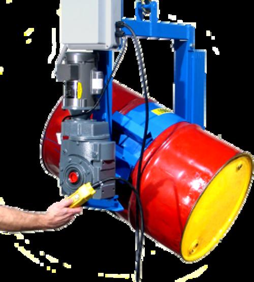 Morse 55 Gallon Drum Power Lifter