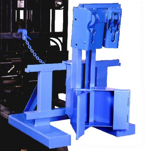 Morse One Drum Forklift Attachment