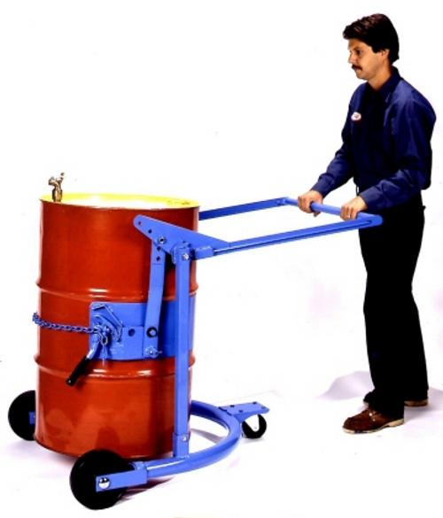 Morse Drum Mover, Lifter & Dispenser