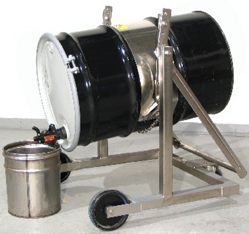 Morse Mobile Drum Dispenser