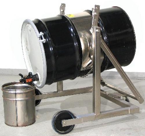 Morse Mobile Drum Dispenser