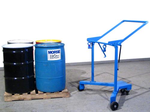 Morse Drum Lifter - Palletizer