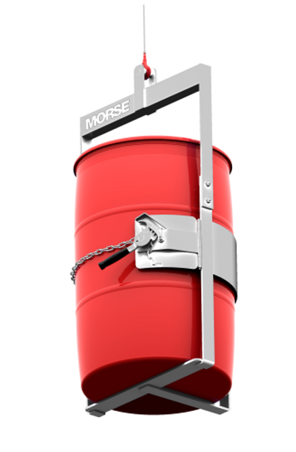 Morse Stainless Steel Drum Lifter