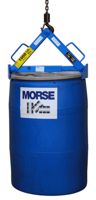 Morse 55 Gallon Drum Lifter