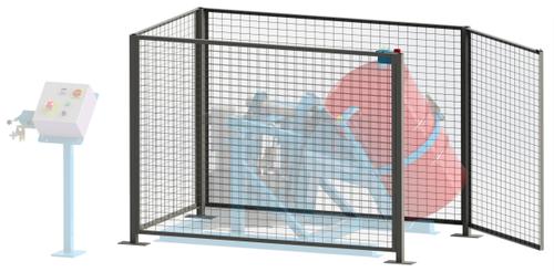 Morse Guard Enclosure