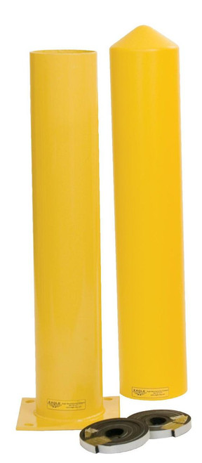 Eagle Bollard Post with Sleeve